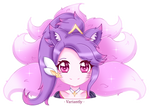 Star Guardian Ahri by Variantly