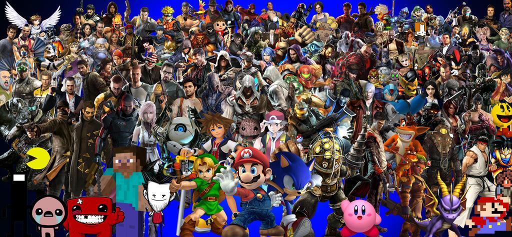 Gaming Banner by KingmorganArt on DeviantArt