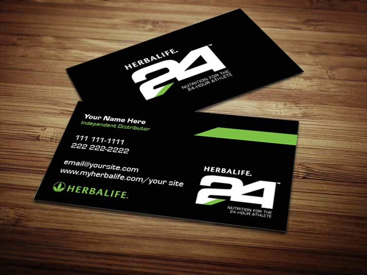 Herbal life 24 business cards by tankprints on deviantart herbal life 24 business cards by tankprints colourmoves