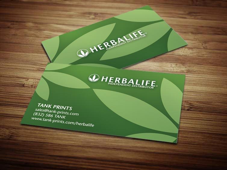 Herbalife Business Card Design 1 by Tankprints on DeviantArt