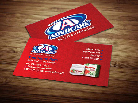 Advocare Business Card Templates by Tankprints on DeviantArt