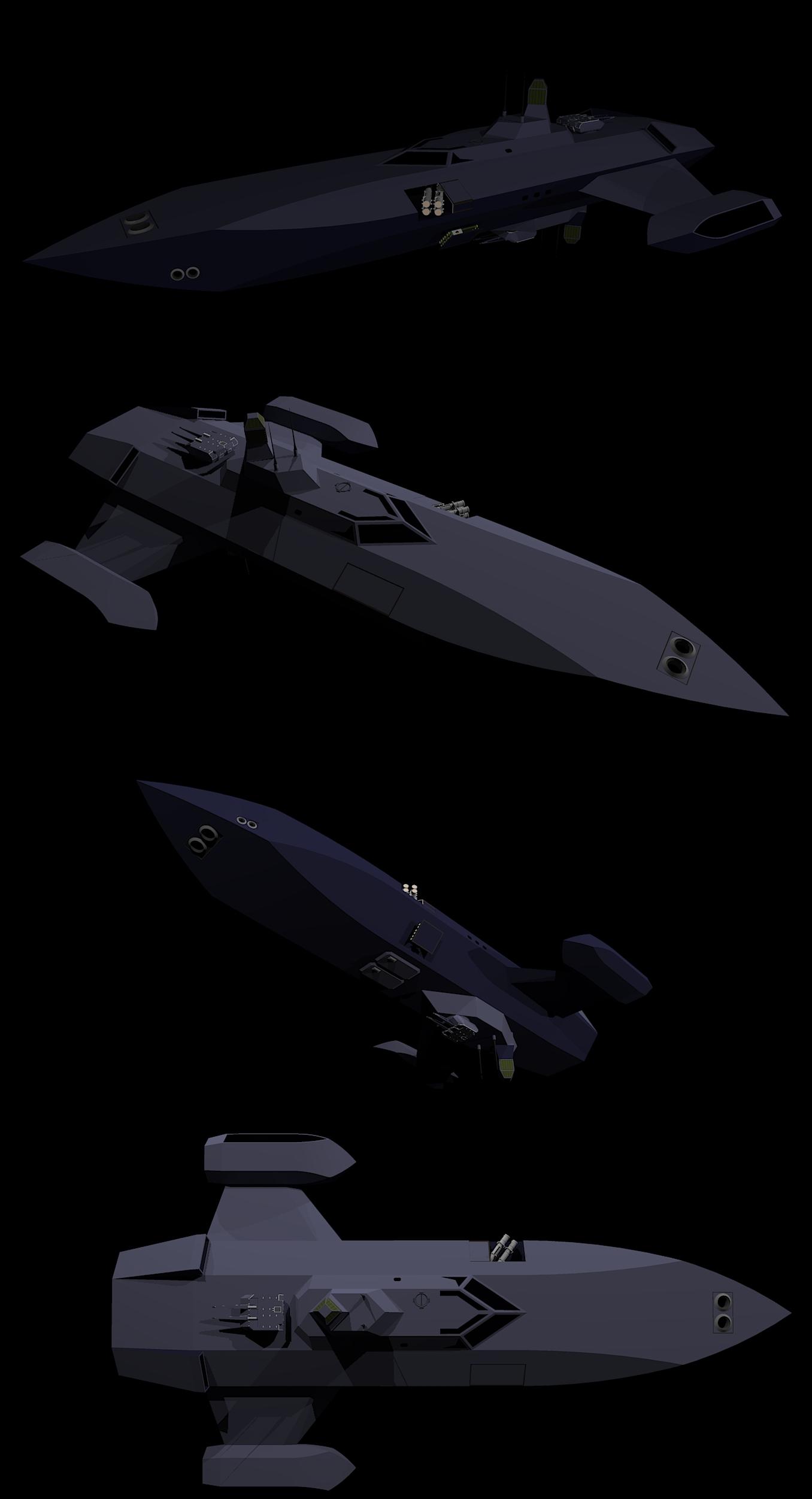 Hawk class system patrol vessel. by kaasjager
