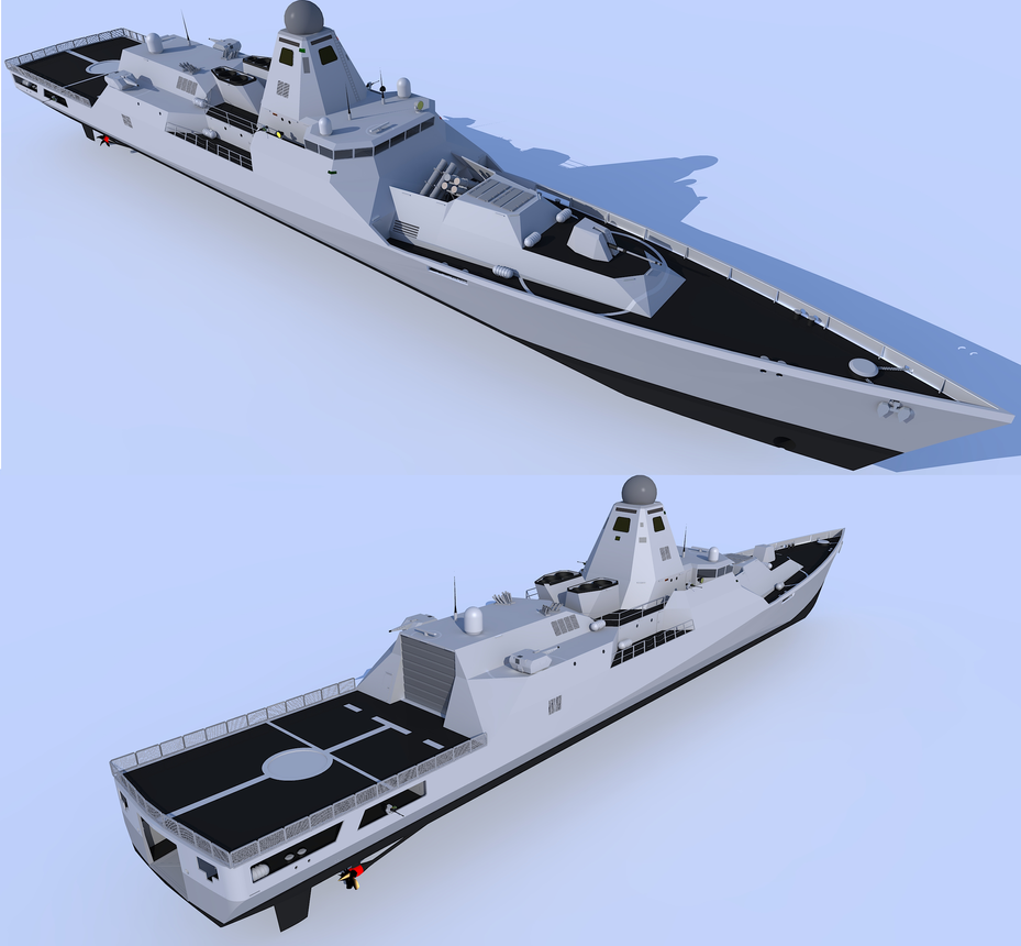 Virisian Arsenal & Armed Forces Patrol_frigate_by_kaasjager-d83oat1