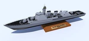 Advanced gun destroyer.