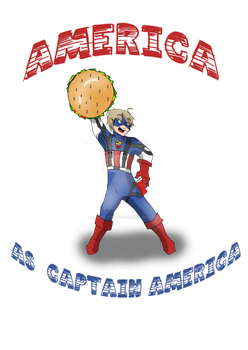 Heroic America (Print Link in Description)