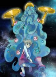 Nanako and Gaia (Print Link in Description)