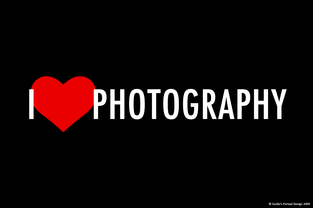 I Love Photography Wallpaper by guidosportaal on DeviantArt