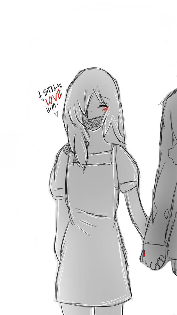 Abusive Relationship Old Sketch By Ut Katsu On Deviantart