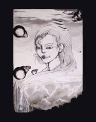 Ap4 - a smoked Woman by asoe