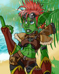 Traceback Goblin Hunter