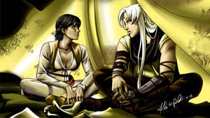 Movie Moments - Prince of Persia by Isadora-Legata