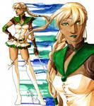 Sailor Hassium Stallion