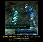 RvB season 9 Blue Team
