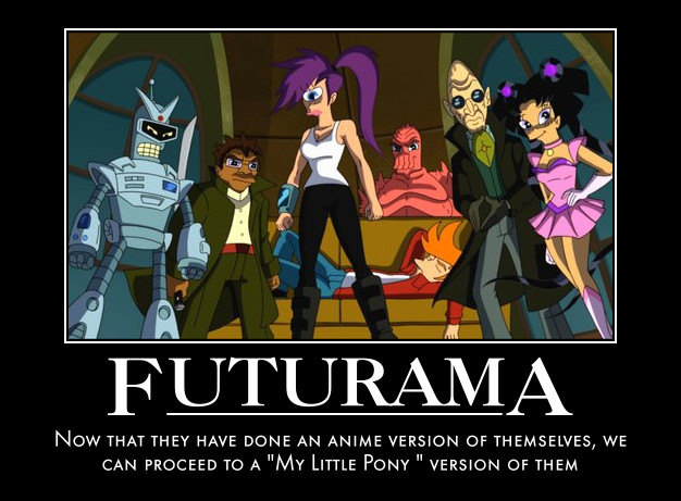 Futurama Action Delivery Force by NoctusInfinity on DeviantArt