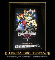 KH Dream Drop Distance by NoctusInfinity