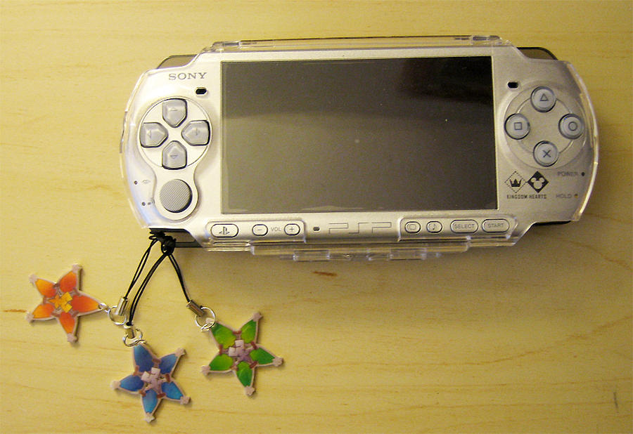 BBS PSP Charms by knil-maloon