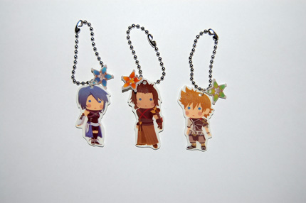 BBS keychains by knil-maloon