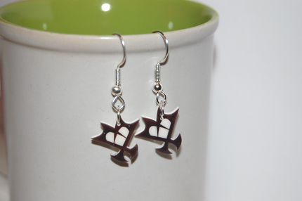 Unversed earrings by knil-maloon