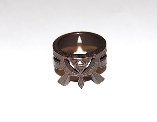 Lorule Royal Family Crest Ring by knil-maloon