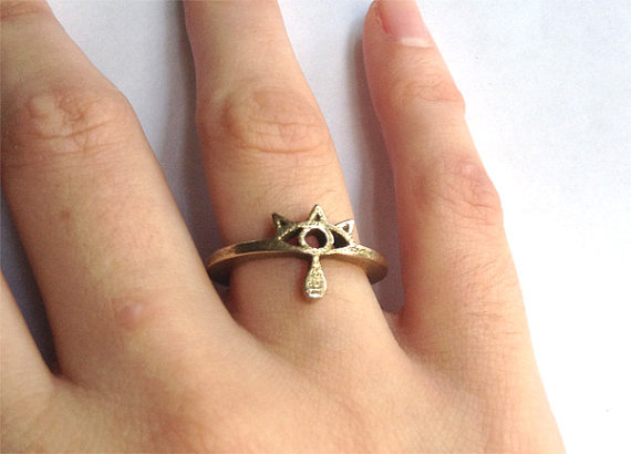 Zelda Sheikah Ring by knil-maloon