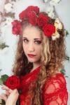 Roses spring