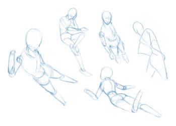 Random poses 7 by Brant-Bi
