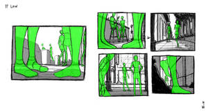 Panel studies 3 - 1P Low by Brant-Bi