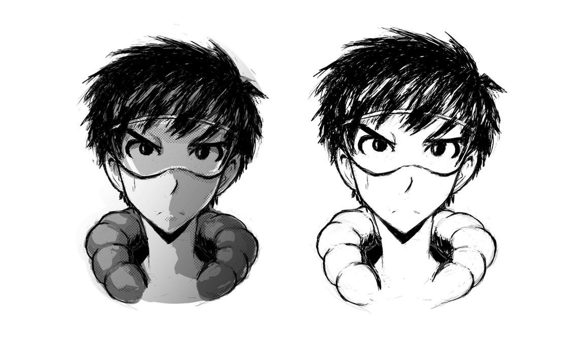 Random characters 08 by Brant-Bi