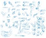 Hand Studies 4