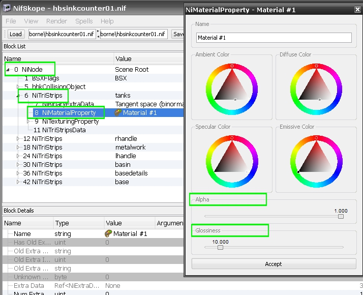 Normal Maps problem - Oblivion Mod Troubleshooting - The