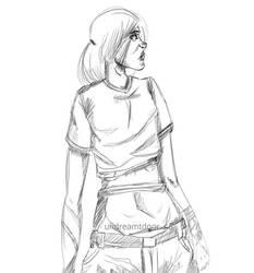 Sketchy Alexbrine by undreamtdoor