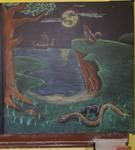 Chalkboard - The Edda