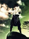 Sasuke ::My name, my pride