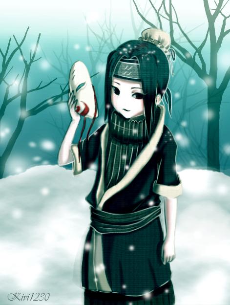 :: Naruto - Haku :: by kivi1230