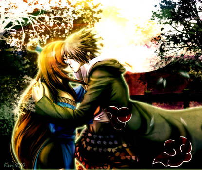 Commission Sasuke x Mizukage