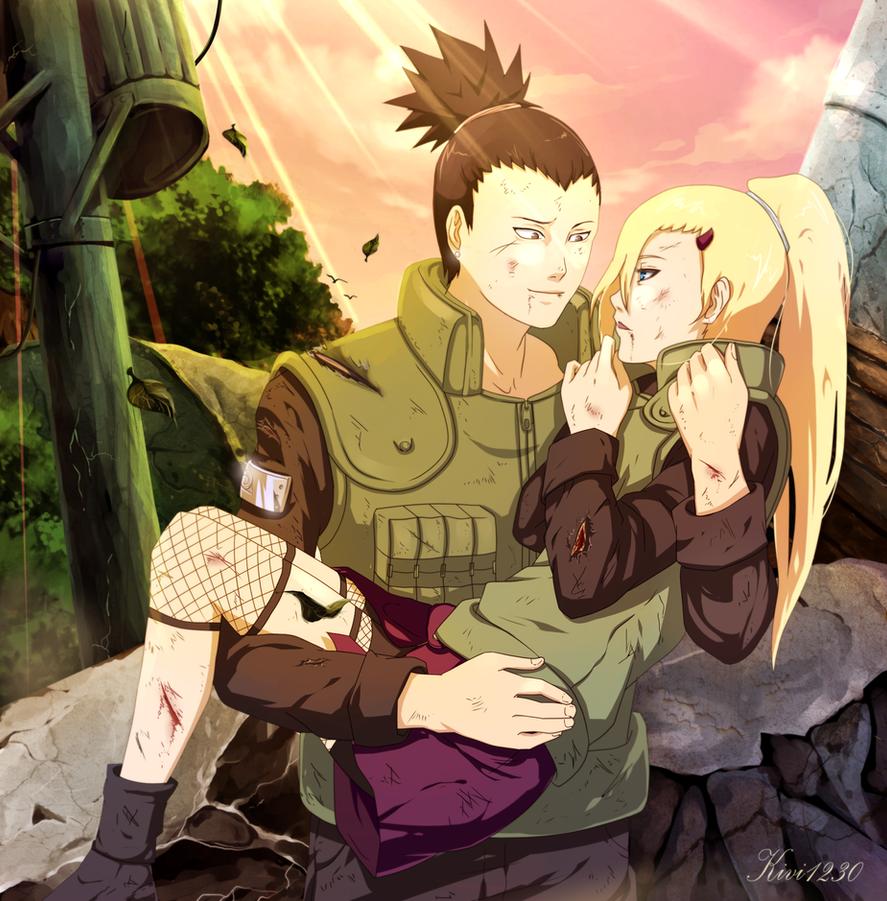 PC :: ShikaIno - War is over by kivi1230