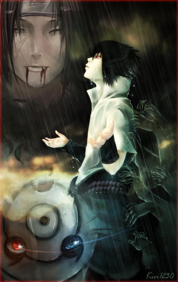 Sasuke - Cause and effect by kivi1230