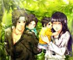 :: SasuHina - Evergreen ::