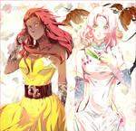 CM:: Sakura and Karui