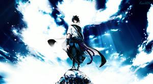 Sasuke .Awakening by kivi1230