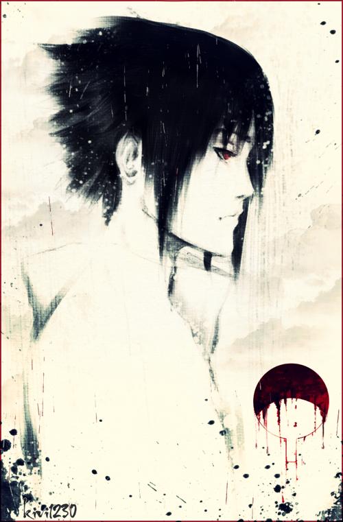 Tolerance Training [Deisuke, Kazuki and Hitomi] Sasuke__n_ostalgia_by_kivi1230-d4q45y4