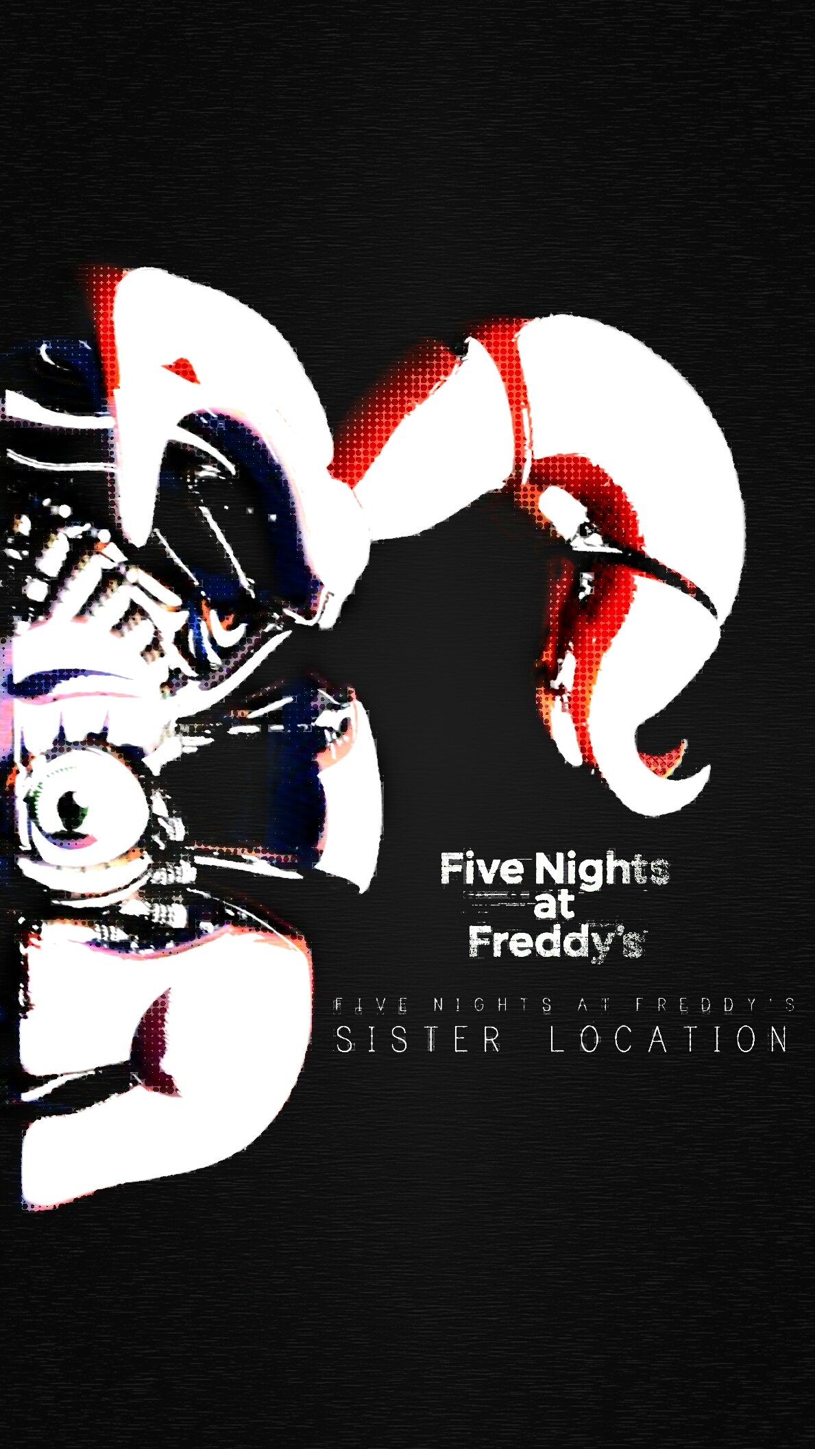 Fnaf Sister Location Circus Baby Wallpaper Head By Garebearart1 On