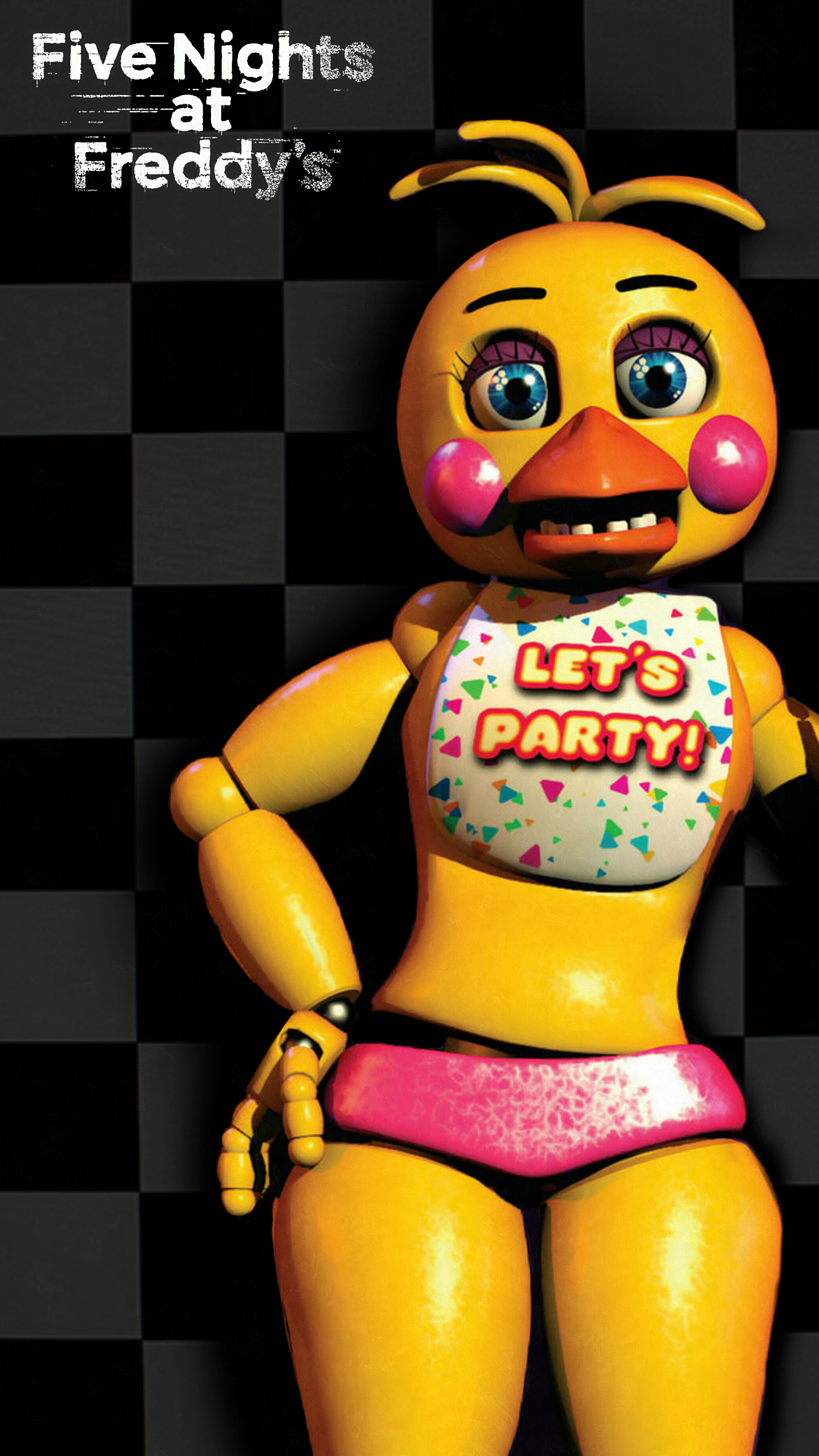 art toy chica wallpaper - photo #20