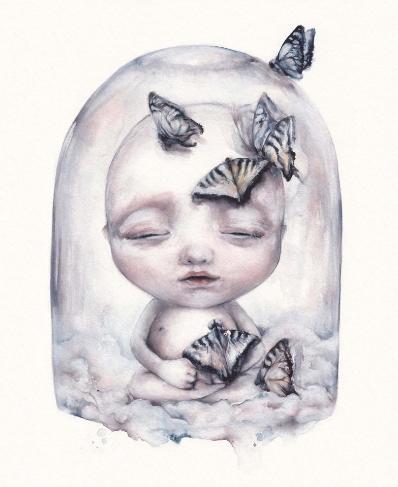 You're just like an angel by oksanadimitrenko