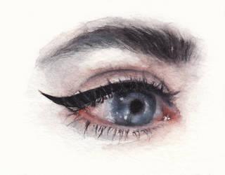 Eyes 0011 by oksanadimitrenko