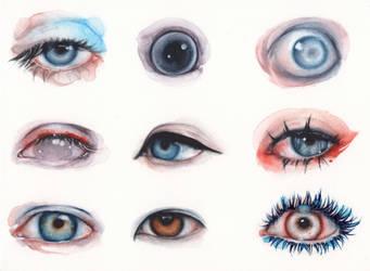 Eyes01 by oksanadimitrenko