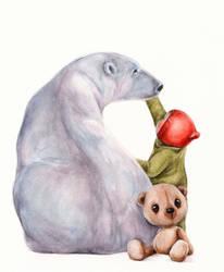 What's happening? by oksanadimitrenko