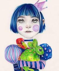 Alice's Toys by oksanadimitrenko
