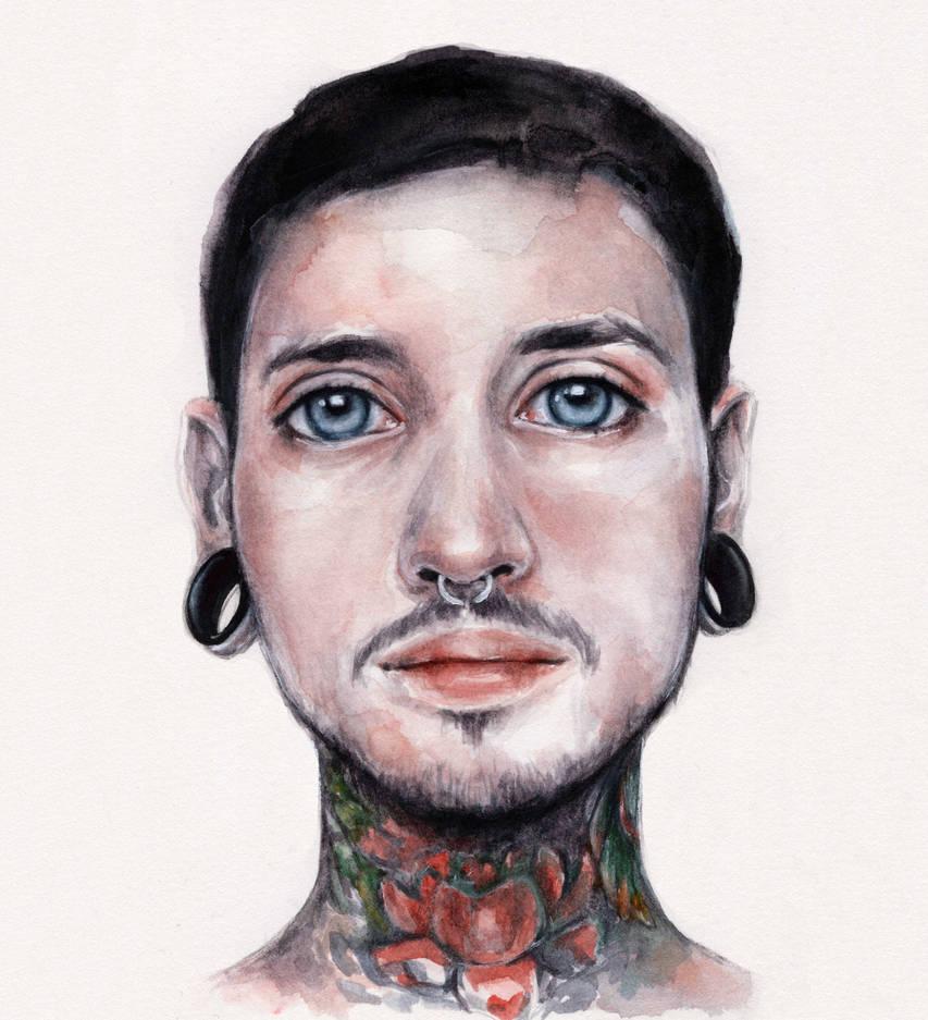 Tattooboy by oksanadimitrenko