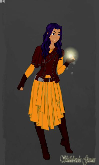 Ezra light by LadyHinata94